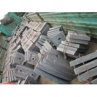 Quality High Abrasion High Cr Cast Iron Combined Self-fastened Mill Linings For Coal Mills for sale