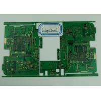 Quality LED Lighting PCB Prototype PCB Service 6 Layer Printed Circuit Board for sale