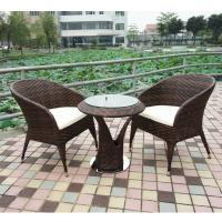 Quality high quality outdoor/garden furniture rattan table and chair for sale
