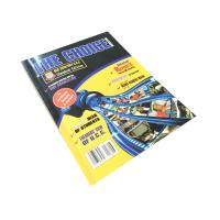 Full Color CMYK Gloss Lamination Magazine Printing With Perfect Binding