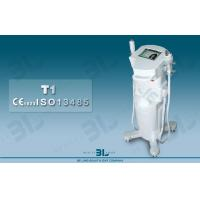 Quality Vertical 300J Tripolar Radio Frequency Machine , Tripolar Cellulite Reduction for sale