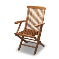 Quality China Wooden chair Teak Avant Stacking Chair for sale