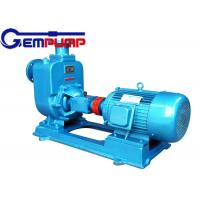 Quality ZW series Self Priming Centrifugal Pump 2900~1450 r/min Speed for sale