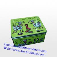 Quality Different High Quality with Popular style for Different food tin box container Packaing for sale