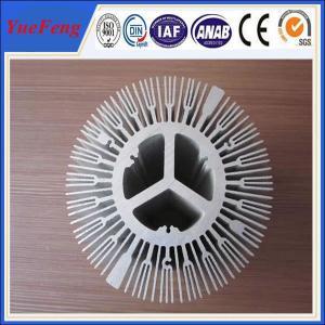 Buy extruded aluminium alloy profile aluminum radiator, trapezoid radiator aluminium at wholesale prices