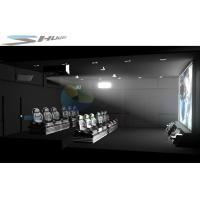 Quality Indoor Special Effect 5D Theater System, XD Cinema Equipment With Projectors, Flat Screen for sale
