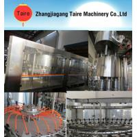 Buy cheap PET or Glass Bottle Fruit Juice Hot Filling Machine Turn-key Project from wholesalers