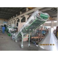 Quality High Automatic Pet Bottle Recycling Machine , Double Ladder Type Recycling Granulator Machine for sale