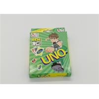 Buy cheap 108pcs Custom Made Playing Cards , Different Card Games Paper Material from wholesalers