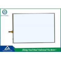 China Single Touch 15 Industrial Touch Screen LCD Module Touch Lens With 4 Wire on sale