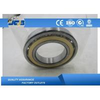 Quality High Precision Brass Cage Motor Ball Bearing Contact Angle 7216 BECBM for sale