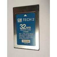 China GM V136.000 Isuzu Truck Diagnostic Software Cards 32MB For Euro4 / Euro 5 on sale