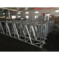 Quality OEM Aluminum Square Truss 1100mm X 600mm Easy Assemble TUV Certification for sale