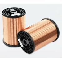 Quality High Temperature EAL Enameled Insulation Aluminum Wire 0.13mm - 5.00mm for sale