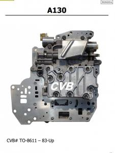 Quality Auto Transmission A130 sdenoid valve body good quality used original parts for sale