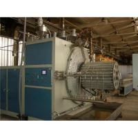 Quality Large Diameter Winding Pipe Extrusion Line for sale