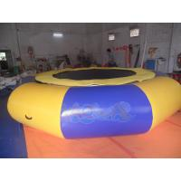 Quality 20ft Inflatable Water Trampoline for sale for sale