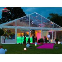 Quality Aluminium Alloy Outdoor Clear Span Tent With Strong And Durable Structure for sale