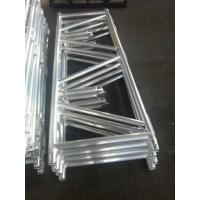 Buy Foldable Stage Lighting Truss 760mm X 660mm Silver / Black Color For Outdoor at wholesale prices
