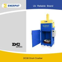 Buy High Quality Hydraulic Oil Drum Crusher at wholesale prices
