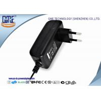 Quality EU Wall Mounted 12V 2A 24W Switching Power Adatper with Indicating Light for sale