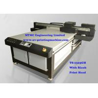 Quality High Resolution UV Inkjet Printer With Ricoh GH2220 Metal Printing Machine for sale