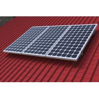 Quality Roof Solar Mounting Aluminium Profile System , Custom Aluminum Extrusions for sale