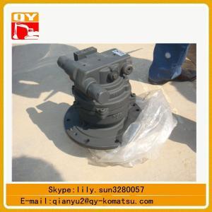 Quality Genuine and OEM komatsu pc56-7 hydraulic swing motor for sale