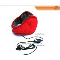 Quality Newest stereo earmuff headphone can be listening telephone,adjustable and foldable for sale
