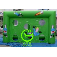Quality high quality inflatable football goal with 24months warranty GT-SPT-0609 for sale