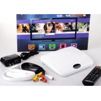 Quality Nand Flash 8GB Quad Core Android TV Box set top box Allwinner for sale