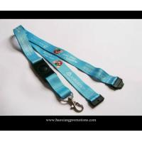 Buy Customized Logo Print Promotion Polyester Lanyard/Cheap Custom Print Neck at wholesale prices