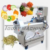 China best sale green banana plantain peeling slicing machine on sale