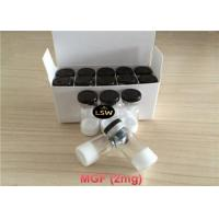 Quality High  Purity Peptide Hormones Muscle Gaining Injectable Lyophilized Powder Peptide PEG-MGF 2mg/Vial for sale