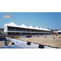 Buy cheap Double decker tent for outdoor sports events for sale from wholesalers
