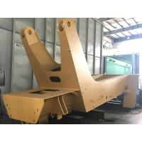 Buy Laser cutting bending Stainless steel Heavy duty harbour facilities frame at wholesale prices