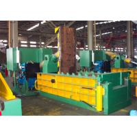 Quality Manual Automatic Baler Metal Baling Machine Hydraulic Drive Y81F - 250 for sale