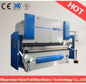 China WC67Y series Hydraulic press brake on sale