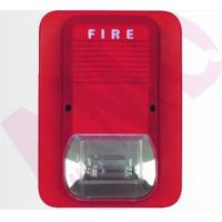 China Security Fire alarm,LED Firefighting strobe siren,Flashing light,Flash Siren,Outdoor alarm Strobe light on sale