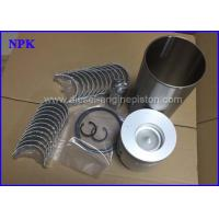 Quality Mitsubishi Diesel Engine 4D35 Liner Kits with Piston , Ring , Liner and Engine bearing for sale
