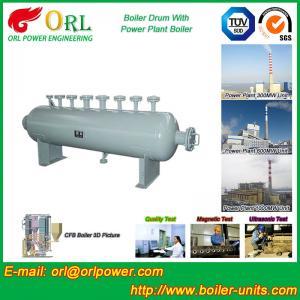 Buy Energy saving floor standing boiler mud drum SGS at wholesale prices