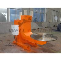 Quality L Welding Positioner 3Ton Turning Capacity Servo Motor Robot Three axis for sale