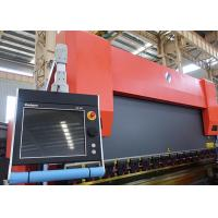 Buy 600 Ton Heavy Duty CNC Press Brake Machine / Hydraulic Press Bending Machine at wholesale prices