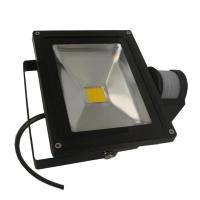 China 30W IP65 Pure White Waterproof LED Flood Light With sensor , Color Changing on sale