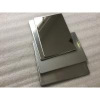 Buy Brush Finish Stainless Steel Composite Panel For Escalator And Elevator Cladding at wholesale prices