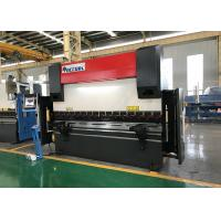 Quality High Speed 450 Ton CNC Press Brake Machine / Hydraulic Bending Press for sale