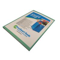Coated Art Paper A4 Custom Magazine Printing With Perfect Binding
