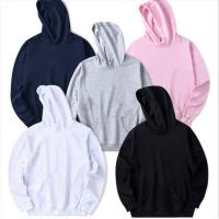 Quality Lightweight 3 4 Zip Hoodie , Plain Cottonfrench Terry Weekday Oversized Hoodie for sale