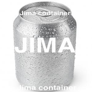 Quality Empty Customized Aluminum Beverage Cans 12oz 16oz Food Grade EU Standard for sale