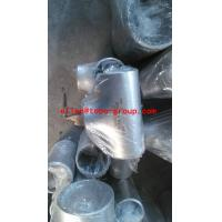 Quality ASTM A403 WP304 316 304L 316L tee for sale